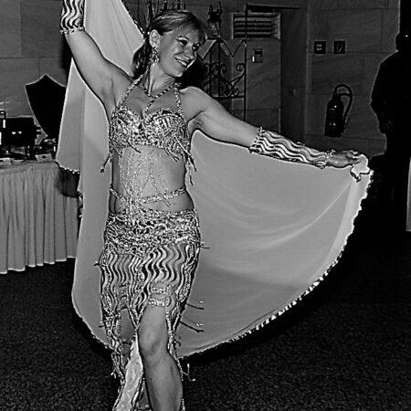 orientalischer Tanz Auftritt Bauchtanz